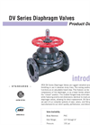 DV Valves PRODUCT Data Sheet